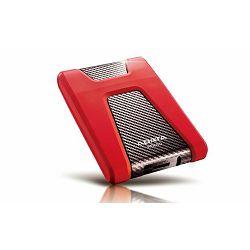Vanjski tvrdi disk 1TB DashDrive HD650 Red, USB 3.0 ADATA