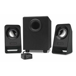 Zvučnici 2.1 Logitech Z213