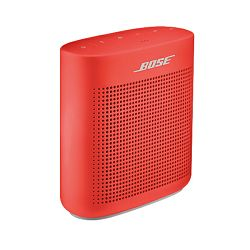 Zvučnik Bose SoundLink Colour BT II crveni