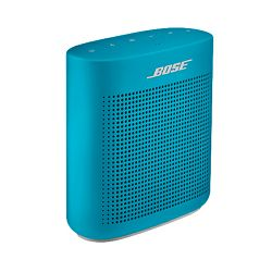 Zvučnik Bose SoundLink Colour BT II plavi
