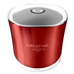 Zvučnik Creative WOOF3 crveni
