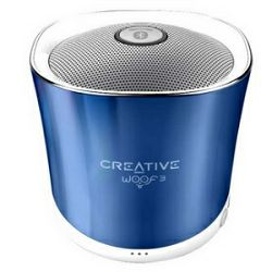 Zvučnik Creative WOOF3 plavi