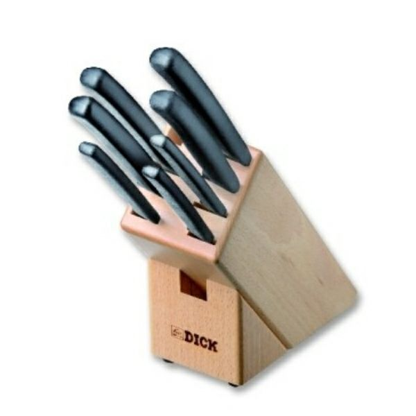 Dick 8803000 komplet noževa sa drvenim stalkom
