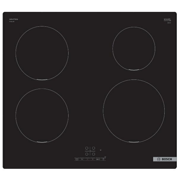 Električna ploča Bosch PUE611BB5E indukcija