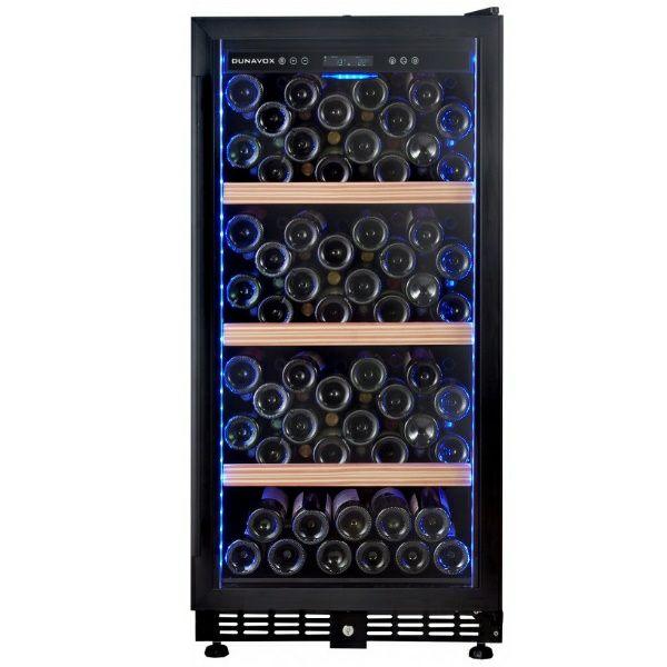 Hladnjak za vino Dunavox DX-107.229K