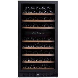 Hladnjak za vino Dunavox DX-94.270DBK