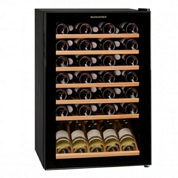 Hladnjak za vino Dunavox DXHF-48.130KF