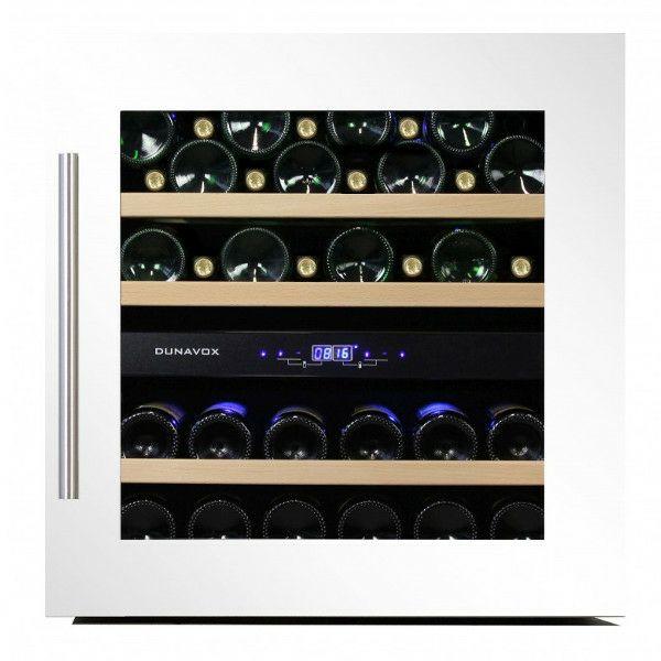 Hladnjak za vino ugradbeni Dunavox DAB-36.80DW