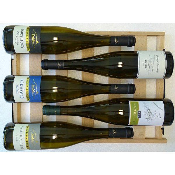 Hladnjak za vino ugradbeni Dunavox DAB-42.117DSS