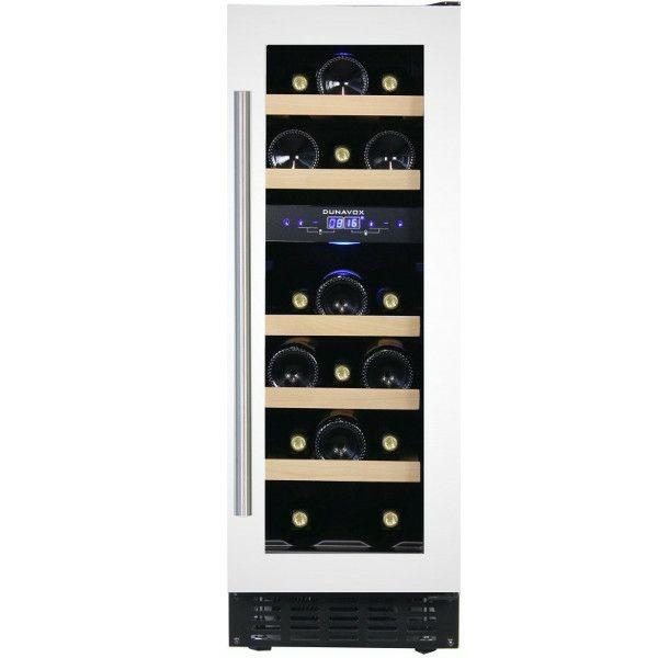 Hladnjak za vino ugradbeni Dunavox DAU-17.57DW