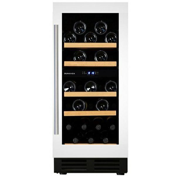 Hladnjak za vino ugradbeni Dunavox DAU-32.78DW