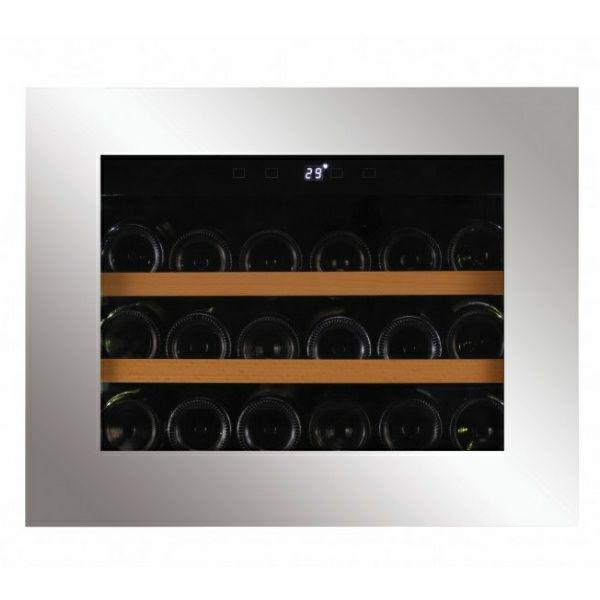 Hladnjak za vino ugradbeni Dunavox DAV-18.46SS.TO