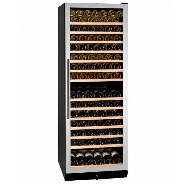 Hladnjak za vino ugradbeni Dunavox DX-166.428SDSK