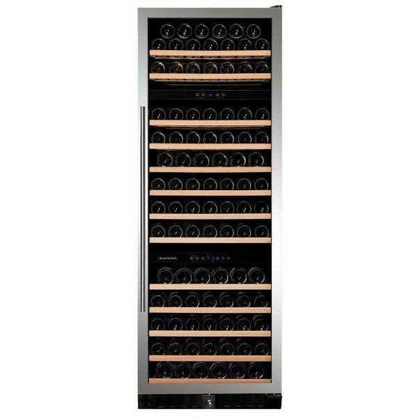 Hladnjak za vino ugradbeni Dunavox DX-170.490STSK