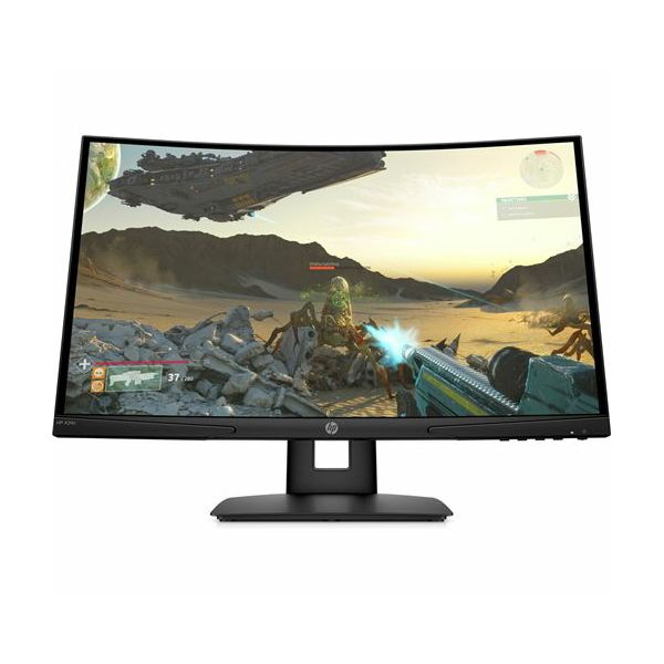 HP MON 24 X24c Curved Gaming, 9FM22AA