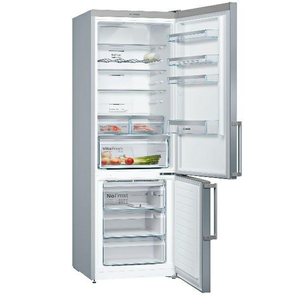 Kombinirani hladnjak Bosch KGN397LEP NoFrost