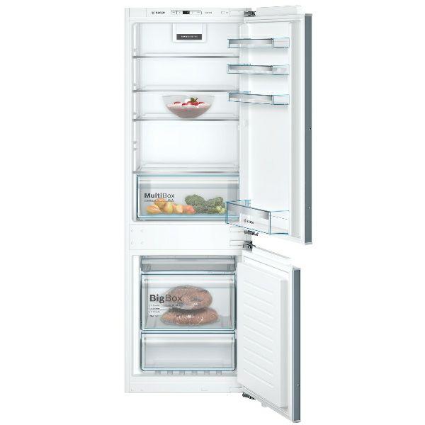 Kombinirani hladnjak ugradbeni Bosch KIN86VFF0 NoFrost