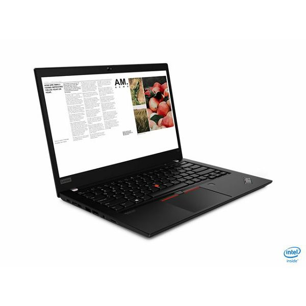 Lenovo prijenosno računalo ThinkPad T14 Gen 1 (Intel), 20S00