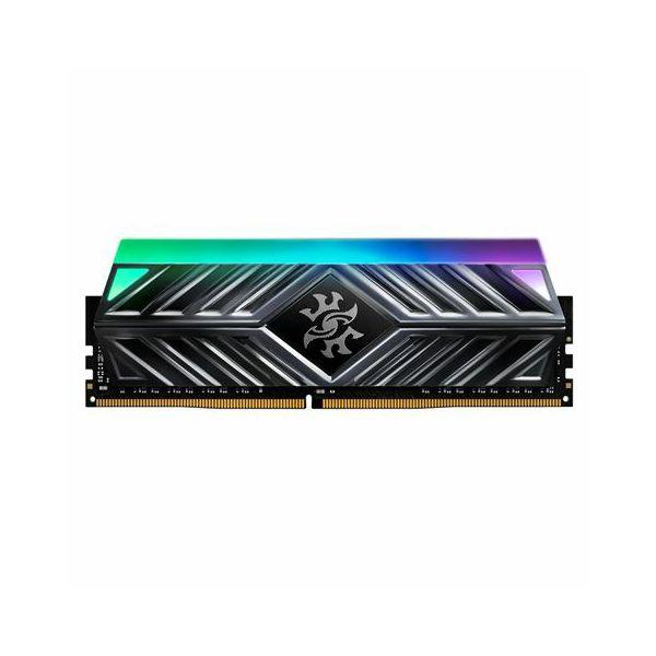 Memorija DDR4 16GB 3200MHz (2x8GB) XPG SPECTRIX D41 Grey ADA