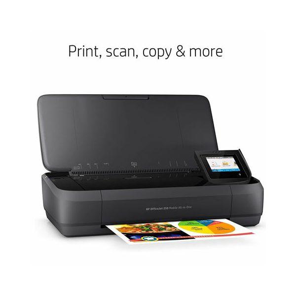 Mobilni pisač HP OfficeJet 252 Mobile All-in-One