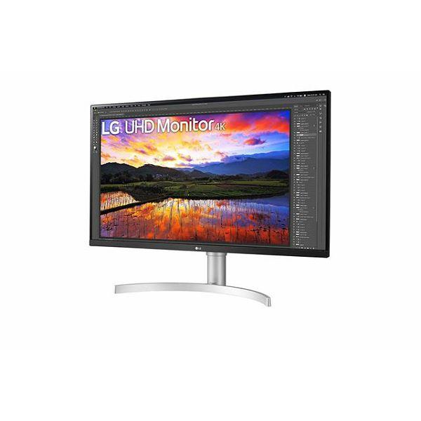 MON 32 LG 32UN650-W 4K UHD