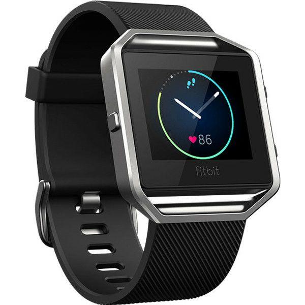 Narukvica Fitness Fitbit Blaze (black S) FB502SBKS