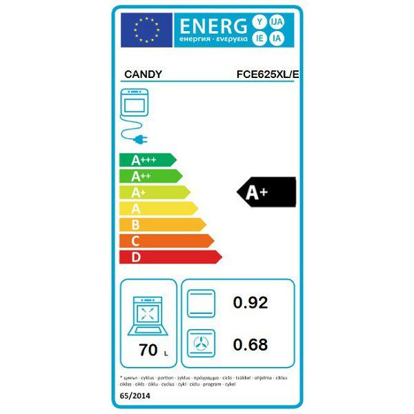 Pećnica Candy FCE625XL/E