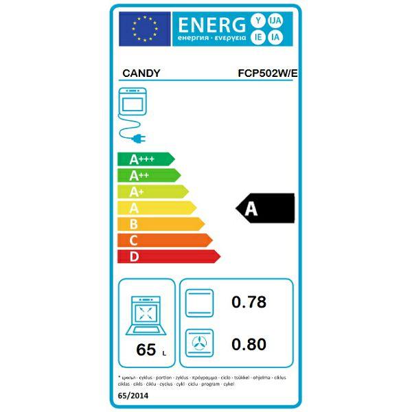 Pećnica Candy FCP502W/E