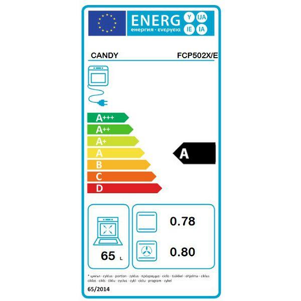 Pećnica Candy FCP502X/E