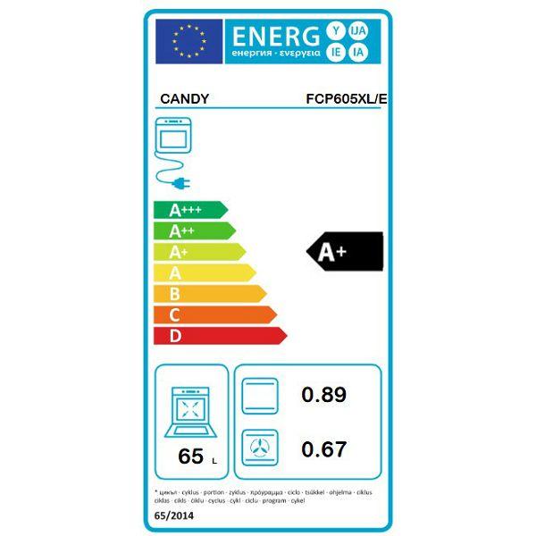 Pećnica Candy FCP605XL/E
