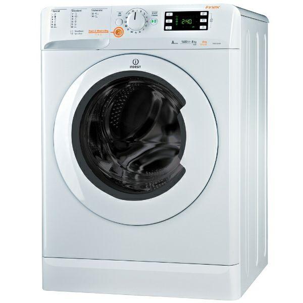 Perilica i sušilica rublja Indesit XWDE861480X WWGG EU