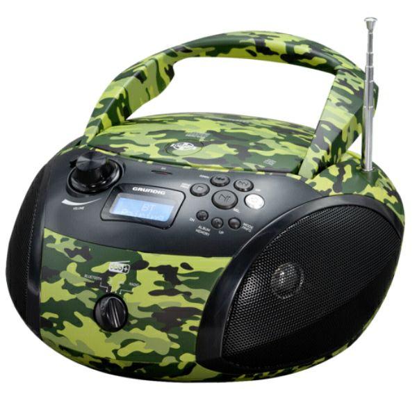 Radio Grundig GRB 4000 BT DAB+ camouflage
