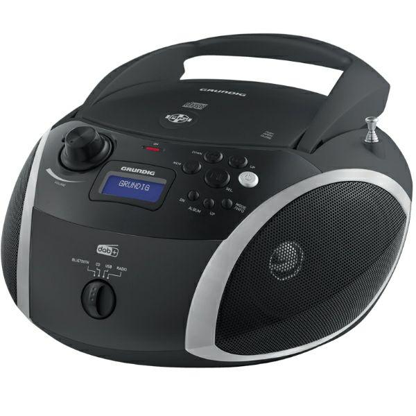 Radio Grundig GRB 4000 BT DAB+ crni