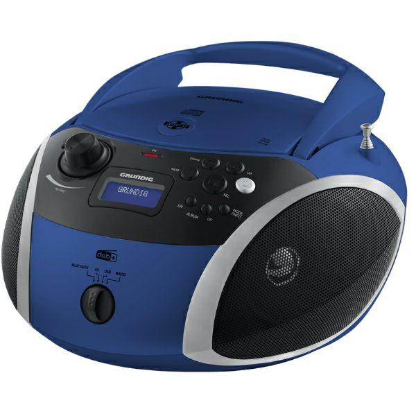 Radio Grundig GRB 4000 BT DAB+ plavi