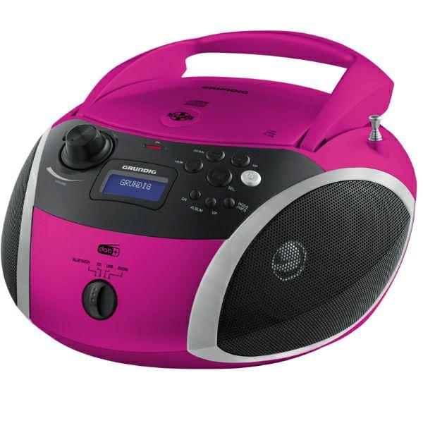 Radio Grundig GRB 4000 BT DAB+ rozi