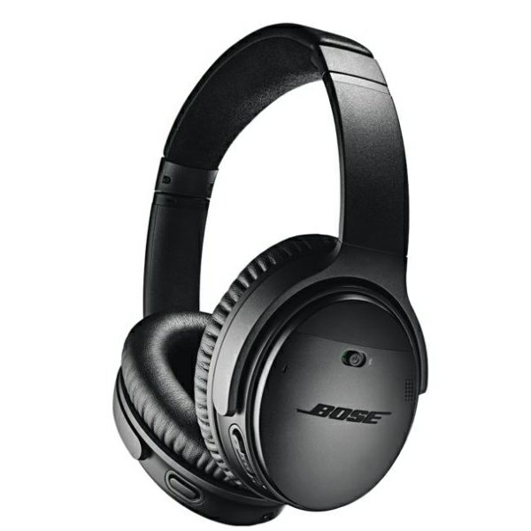 Slušalice Bose QuietComfort 35 II Wireless crne
