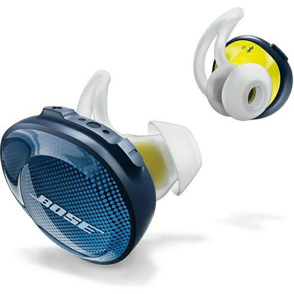 Slušalice Bose SoundSport Free IE Wireless plave / žute